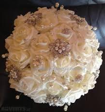 wedding flowers ireland bridal brooch bouquet in castlecomer kilkenny from wedding