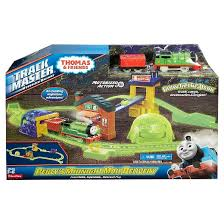 fisher price trackmaster percy s midnight mail delivery target