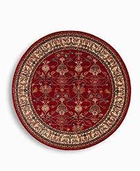 Round Red Rug Buy Karastan English Manor William Morris Woven Rug 4 U0026 39 11