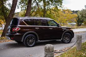 Review 2017 Nissan Armada Platinum Canadian Auto Review