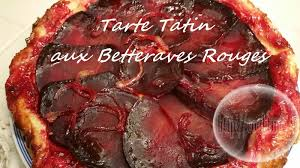 cuisiner les betteraves rouges tarte tatin aux betteraves rouges thermomix cook
