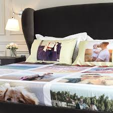 Personalised Duvet Covers Personalised Pillow Cases Design U0026 Print Custom Photo Pillow Cases
