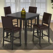 Breakfast Bar Table Kitchen Amazing High Table Bar Stool Table Set Round Pub Table