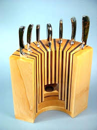 24 magnetic knife holder wusthof classic ikon 7 piece knife block