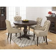 round kitchen table seats 6 round dining table with 6 chairs architecture glass 54 valentinec