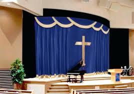 Church Curtains Church Curtains Decoration Church Curtains And Drapes Church Altar