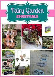 Fairies For Garden Decor 105 Best Fairy Gnome Garden Images On Pinterest Fairies Garden