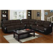 Modern Bonded Leather Sectional Sofa Living Room Modern Bonded Leather Sectional Sofa Small Spaces