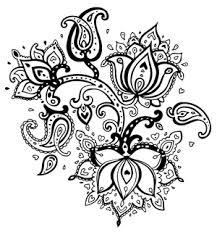 coloring color pages flowers flower coloring books