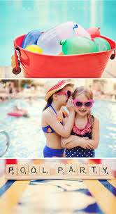 Pool Party Ideas 47 Best Schools Out Pool Party Ideas Images On Pinterest Summer