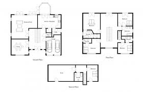 Floor Plan For Residential House 2d Drawing Gallery Floor Plans House Plans