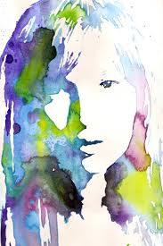People Painting by 432 Best The Art Of Watercolor People Images On Pinterest