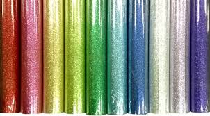 glitter wrapping paper 10 colors