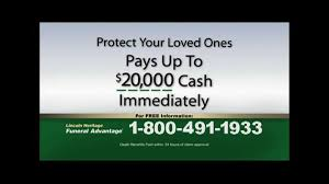 funeral advantage funeral advantage tv commercial protect your loved ones ispot tv