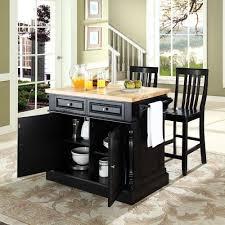 alexandria kitchen island crosley alexandria kitchen island with butcher block top furniture