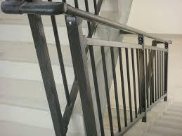 Metal Banisters Metal Steel Railings For Step U2014 Decor U0026 Furniture Elegant Steel