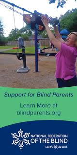 National Federation Of Blind National Federation Of The Blind Resources For Blind Parents