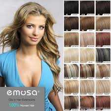 Clip In Blonde Hair Extensions by 16 18 20 22 26 Full Head Remy Clip In Human Hair Extension