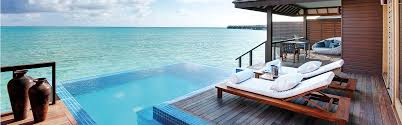 maldives water villa resorts with private pool u2013 2