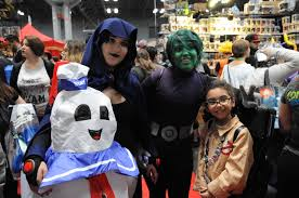 new york comic con takes bronx science by storm u2013 the science survey
