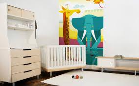 Savanna Jungle Kids Wall Murals Kids Room Wallpaper Baby - Kids room wallpaper murals