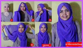 tutorial hijab pashmina tanpa dalaman ninja new tutorial jilbab pashmina tanpa ciput