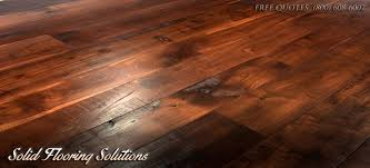 installation and refinishing of solid hardwood flooring century