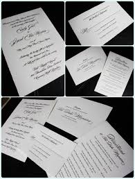 black and ivory wedding invitations classic archives page 12 of 13 emdotzee designs
