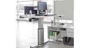 Steelcase Computer Desk Shop Steelcase Airtouch Height Adjustable Desks