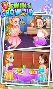 twins grow up android apps on google play