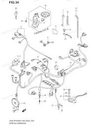 suzuki gsxr 600 wiring diagram schematics wiring diagram