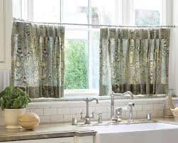 cafe curtains for kitchens u0026 breakfast nooks u0026 small windows