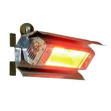 Fire Sense Propane Patio Heater by Fire Sense Stainless Steel Wall Mounted Infrared Patio Heater