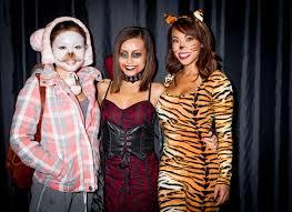 Bear Halloween Makeup by Wendy Ho Artistry