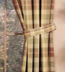 Saffron Curtains Tieback Curtain Panels