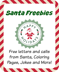 santa gift list printable santa gift tags and other free santa printables