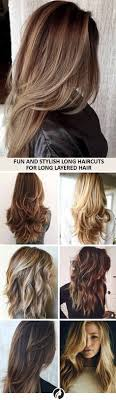 haircuts in layers 50 lovely long shag haircuts for effortless stylish looks long