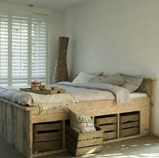 How To Build A Wooden Platform Bed by Diy Beds 15 You Can Make Yourself Bob Vila