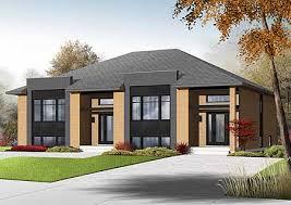 modern family house meticulous blueprints of glamorous modern family house plans