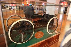 first car ever made by henry ford vanderbilt cup races