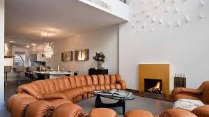 Luxury Interior Design New York - interior design luxurious townhouse in new york with two terraces