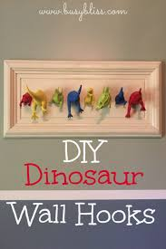 themed wall hooks diy dinosaur wall hooks bedrooms and walls