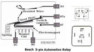 wiring diagram for 5 pin bosch relay u2013 readingrat net