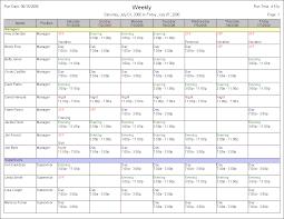restaurant employee schedule software vss pro personal schedule