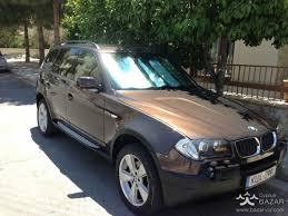 bmw x3 2005 suv 2 0l diesel manual for sale limassol cyprus bazar