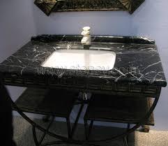 Marble Top Vanities Marble Vanity Top Marble M080 Black U0026 White Vanity Tops And Sink