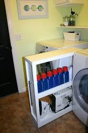 Laundry Sorter Cabinet Cabinet Between Washer And Dryer Imanisr Com