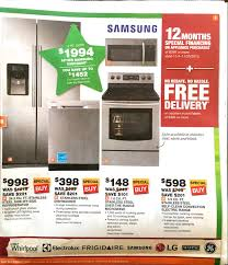 home depot black friday appliance deals home depot black friday ad u2013 black friday ads