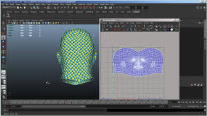 uv layout video tutorial free tutorial uv layout on a human head using zbrush youtube