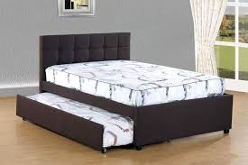 adults modern trundle bed the holland modern trundle bed